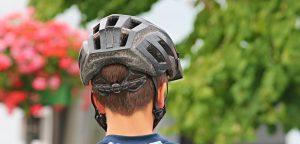 La preghiera del ciclista