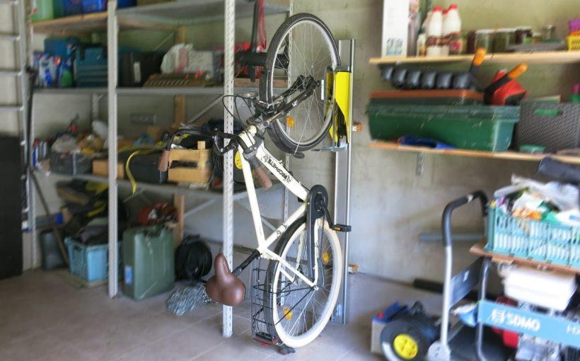 supporto bici parkis
